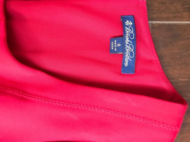 Brooks Brothers short dress Red on Tradesy Image 1