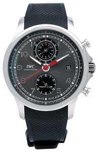 IWC IWC Portuguese Yacht Club Chronograph 43.5MM Grey Dial