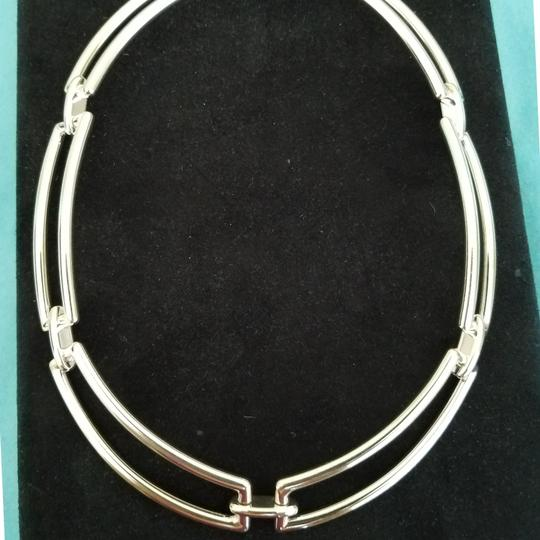 Tiffany & Co. Rare and retired rectangle link choker Image 1