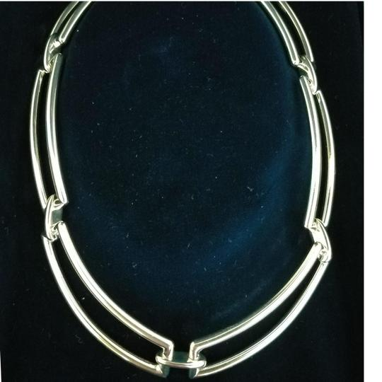 Tiffany & Co. Rare and retired rectangle link choker Image 3