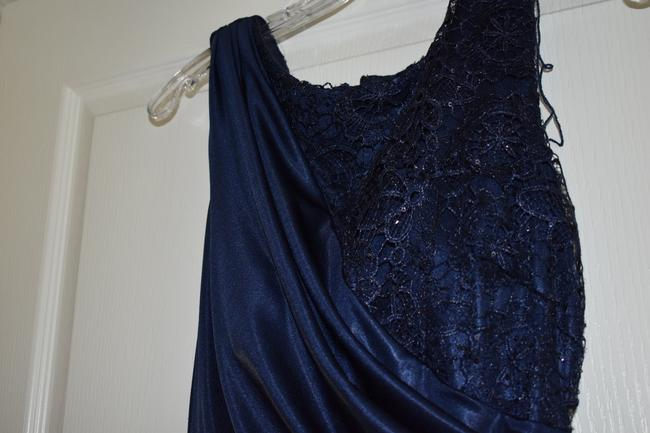 Adrianna Papell Wedding Mother Of Bride Gala Dress Image 2
