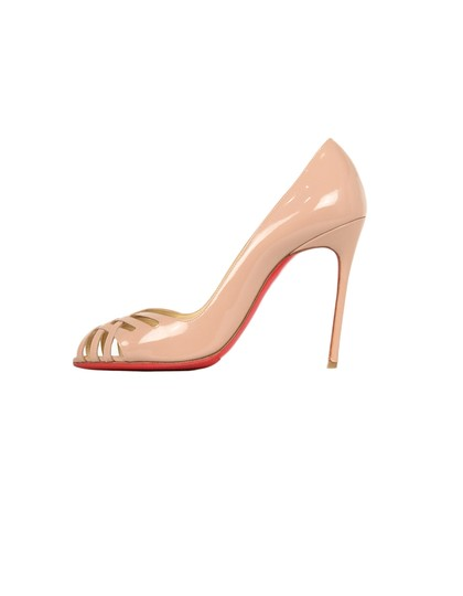 Preload https://img-static.tradesy.com/item/25171818/christian-louboutin-nude-glazed-leather-crisscross-peep-pumps-size-eu-385-approx-us-85-regular-m-b-0-0-540-540.jpg