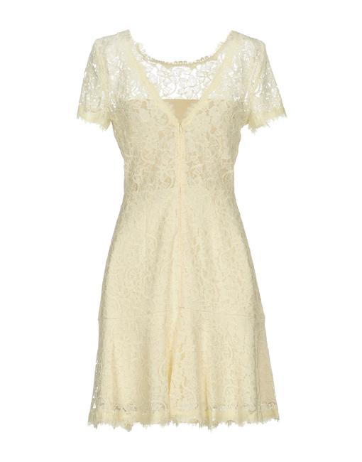 Diane von Furstenberg Fifi Fit And Flare Lace Hollywood Date Dress Image 4