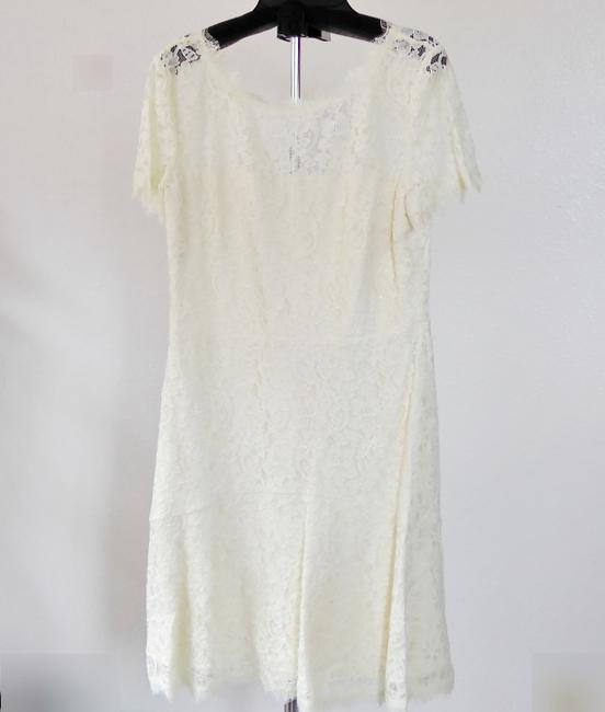 Diane von Furstenberg Fifi Fit And Flare Lace Hollywood Date Dress Image 7