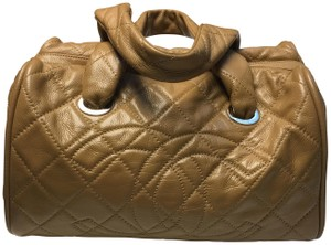 Chanel Satchel in Camel