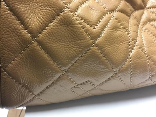 Chanel Satchel in Camel Image 4