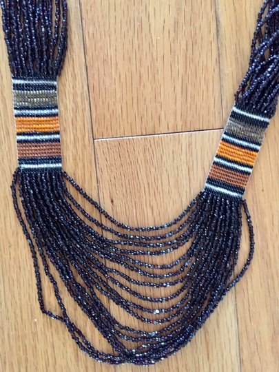 Designer Not Known Artistic Beaded, Ethnic necklace Image 2