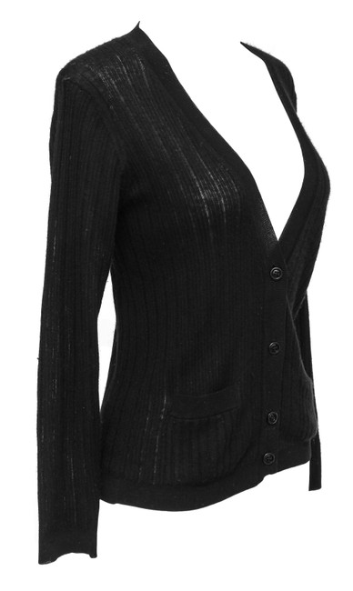 Chloe Cashmere Sweater Cashmere Sweater Long Sleeve Knit Cardigan Image 1
