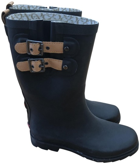 Preload https://img-static.tradesy.com/item/25172006/black-rain-bootsbooties-size-us-7-regular-m-b-0-3-540-540.jpg