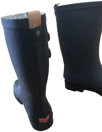 Chooka Black Boots Image 1