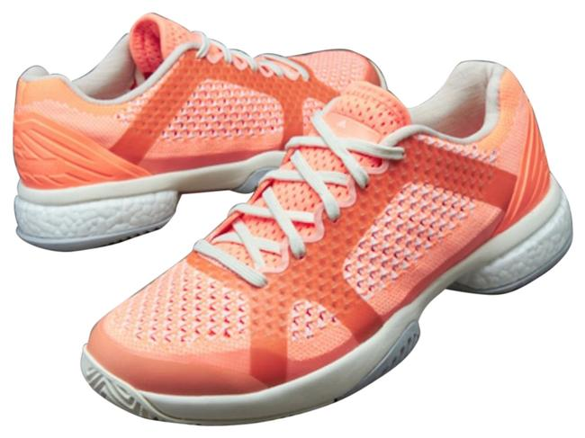 Item - Orange Barricade Boost Running Womens Light Grey Sneakers Size US 9 Regular (M, B)