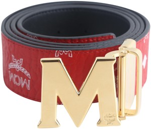 86c9719a773b MCM Leather Belts - Up to 70% off at Tradesy