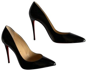 a0274336fe0 Christian Louboutin Stilettos Pigalle Follies Black Pumps