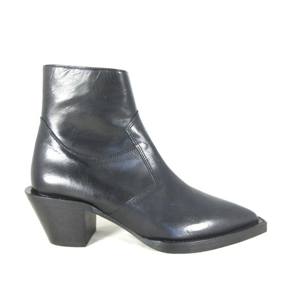 a4ebbb7f504 The Kooples Black Western Pointed Boots/Booties Size EU 40 (Approx. US 10)  Regular (M, B) 68% off retail