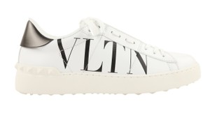 Valentino White Athletic
