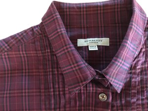 Burberry Women Women Shirt Top burgundy