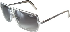 f27381f2bf01 Cazal NEW Cazal 8003 1 Clear White Sunglasses