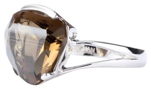 9.2.5 Natural Smoky Quartz 925 Sterling Silver