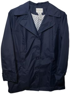 White Stag Belted Raincoat