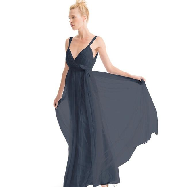 Item - All Night Long Tulle Lindsey Vintage Bridesmaid/Mob Dress Size 8 (M)