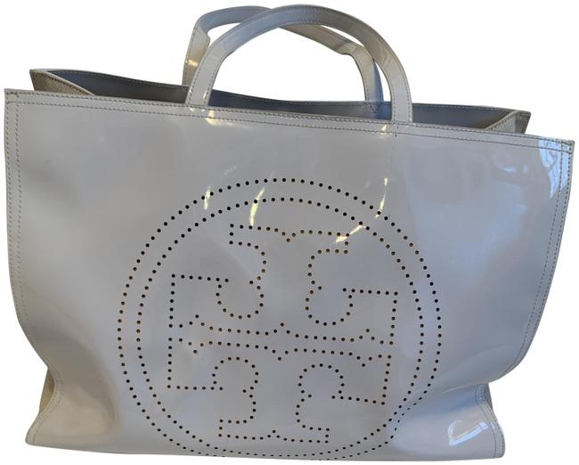 Item - White Patent Leather Tote
