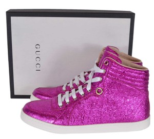 654ac5f03990 Gucci Sneakers Galassia Pink Shimmer Athletic