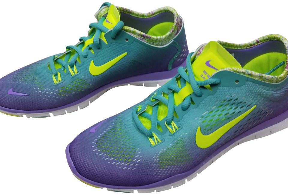 san francisco 4e978 1a6ed Nike Running Mesh Tr Fit 4 Green Athletic Image 0 ...