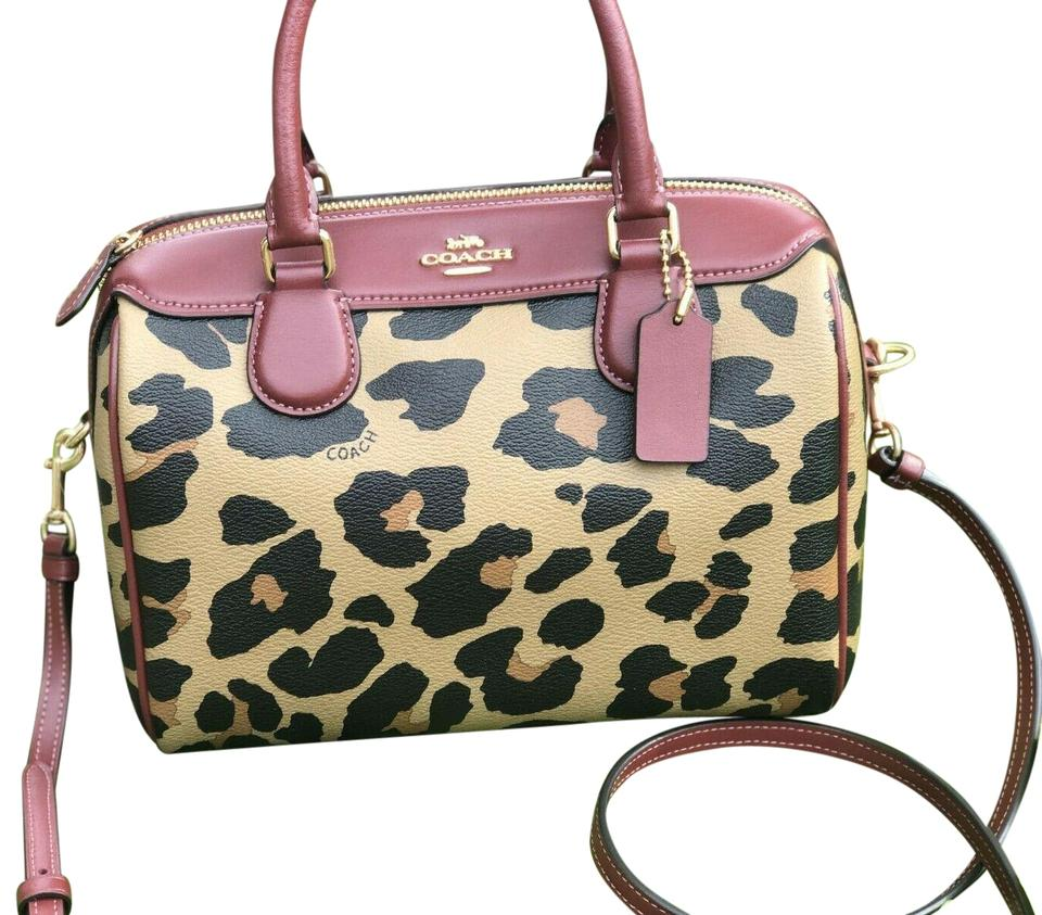 3218e6e08 Coach Leather Bags - Up to 70% off at Tradesy (Page 202)