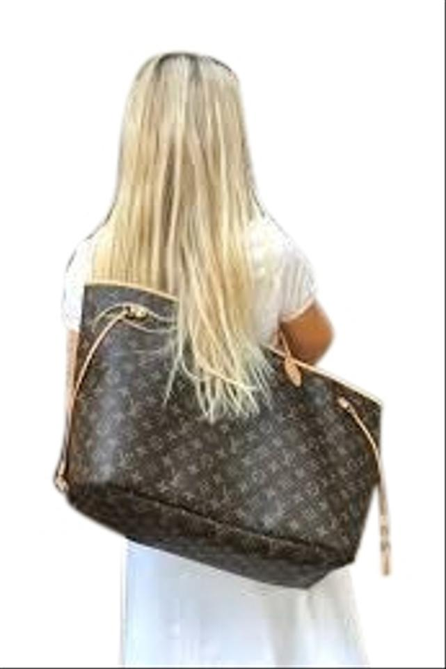 73019a3fb42 Neverfull Gm Monogram Tote