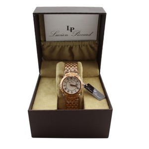 Lucien Piccard Women Lp-16539-rg-22s Fantasia Rose Gold Watch