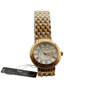 Lucien Piccard Brand New Women Rose Gold Lp-16539-rg-22s Fantasia Watch