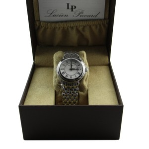 Lucien Piccard Brand New Women Lp-16539-sl-22s Fantasia Watch