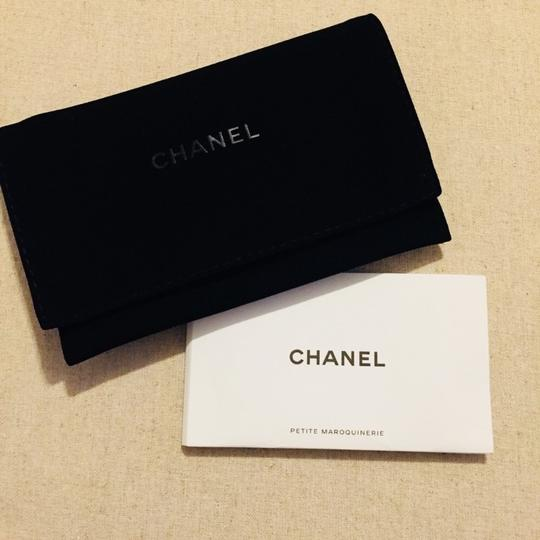 Chanel CHANEL Grained Calfskin Quilted CC Card Casev Image 5