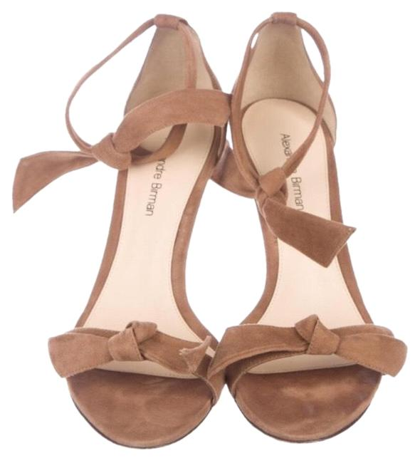 Item - Nude Clarita Sandals Formal Shoes Size US 7 Narrow (Aa, N)
