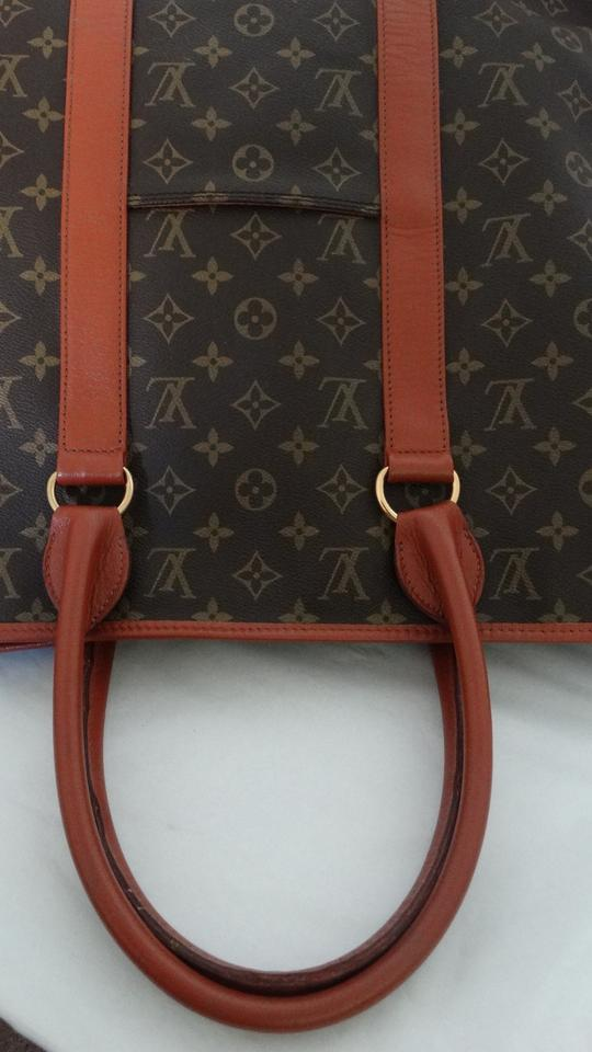 08c2f13990f0 Louis Vuitton Gm Vintage Monogram Canvas French Co Brown Travel Bag Image  11. 123456789101112