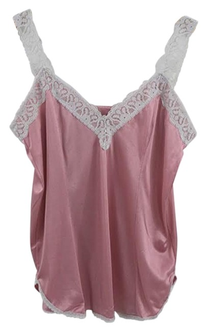 Item - Pink/ White #170-314 Tank Top/Cami Size 4 (S)