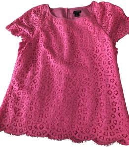 816a28aaac797e Pink J.Crew Blouses - Up to 70% off a Tradesy