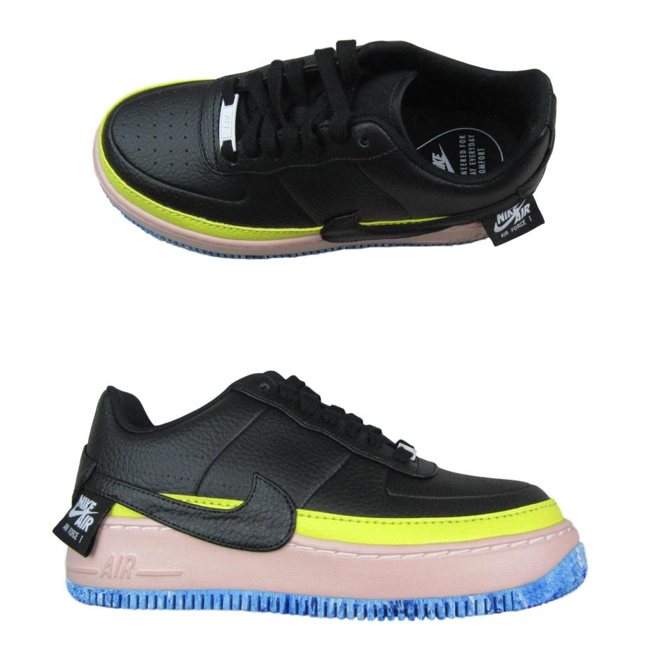 Nike Black Air Force 1 Jester Xx Se Low Sneakers Size US 7.5 Regular (M, B)