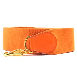 Hermès Evelyne Bolide Kelly Rare Extra Wide Shoulder Strap Leather and Canvas