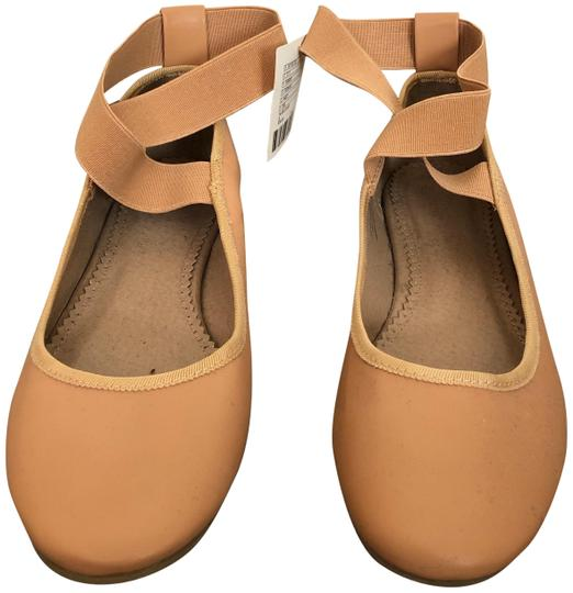 Preload https://img-static.tradesy.com/item/25180851/urban-outfitters-tan-ballet-flats-size-us-8-regular-m-b-0-1-540-540.jpg