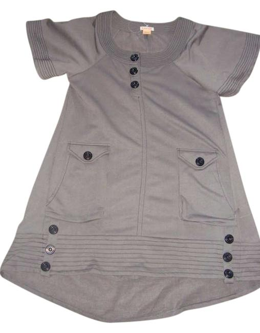 Item - Taupe Tunic Size 14 (L)