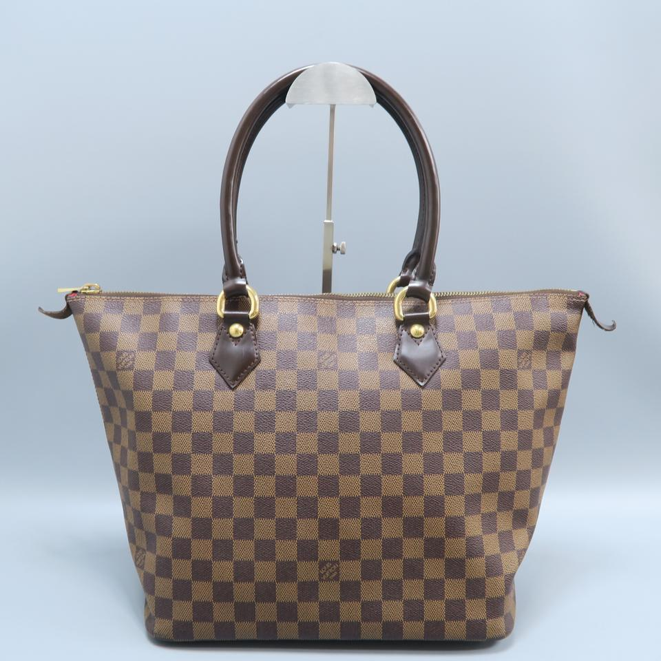 085a680df969 Louis Vuitton Lv Saleya Mm Ebene Canvas Tote in Brown Image 0 ...