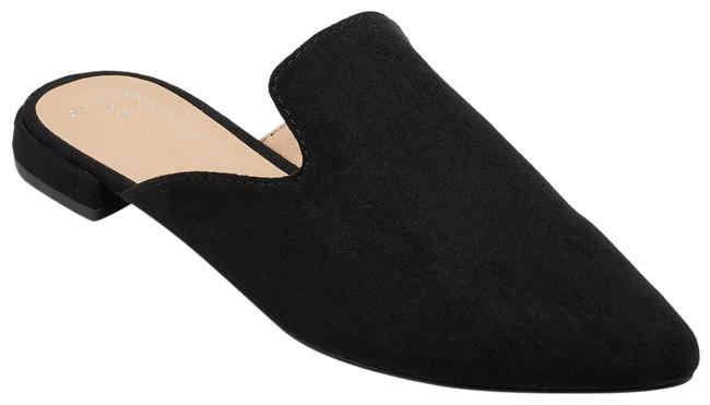 Pointy Toe Mules/Slides Size
