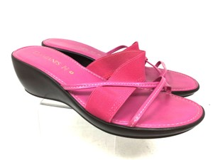 Damiani's S051018-14 Pink Sandals