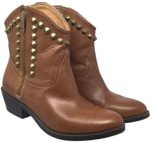 Rock & Republic Ankle S062218-16 Brown Boots