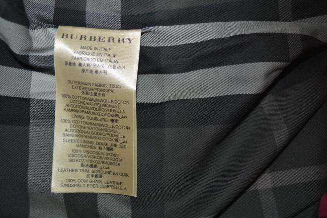 Burberry New Trench Coat Image 7