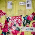 Eliza J New Yellow Multi Square Neck Floral Tiered Fit & Flare Midi Sundress Mid-length Cocktail Dress Size 8 (M) Eliza J New Yellow Multi Square Neck Floral Tiered Fit & Flare Midi Sundress Mid-length Cocktail Dress Size 8 (M) Image 7
