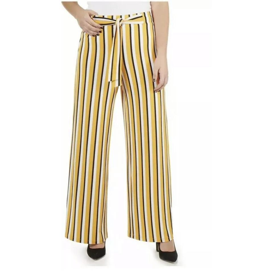 best deals on special discount discount collection Yellow Striped Pants