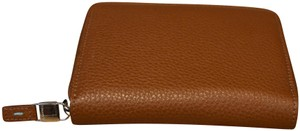 Tiffany & Co. Tiffany & Co. Brown Leather Wallet