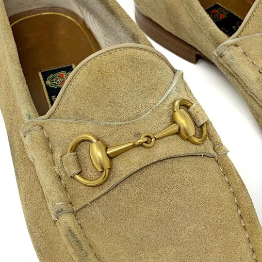 e442a162f2e Gucci Sand Horsebit 1953 Suede Loafer Made In Italy Boots Booties ...